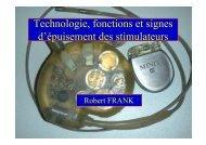 Technologies des pacemakers, fin de vie