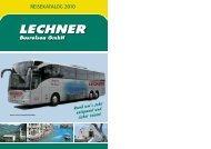 08348012 Lechner_PR - Lechner Busreisen