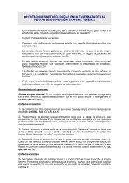 Conversion grafema fonema - Virgen de la Chanca