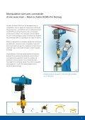Palan à vitesse variable DCS-Pro (PDF   507.4 KB ) - Page 5