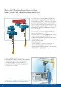 Palan à vitesse variable DCS-Pro (PDF   507.4 KB ) - Page 6