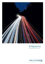 Geschäftsbericht 2009 Download pdf-Datei - Delticom