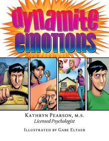 Dynamite Emotions Book Sample - Attainment Company