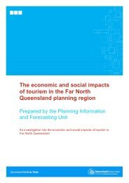 The economic and social impacts of tourism in the Far North ...