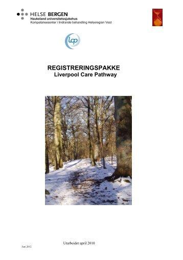 Registreringspakke_LCP - Helse Bergen