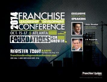 Download Brochure - Franchise Leadership & Development ...