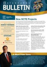 Summer 2008 - SCTE