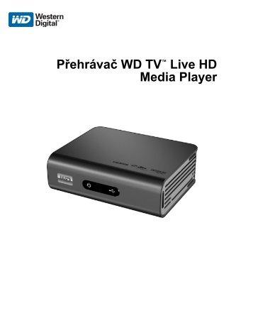 WD TV™ Live HD Media Player - User Manual - Western Digital