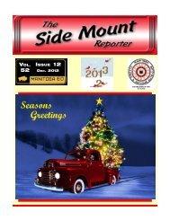 December - Manitoba Classic and Antique Auto Club
