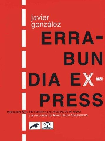 Errabundia Express - Junta de Andalucía