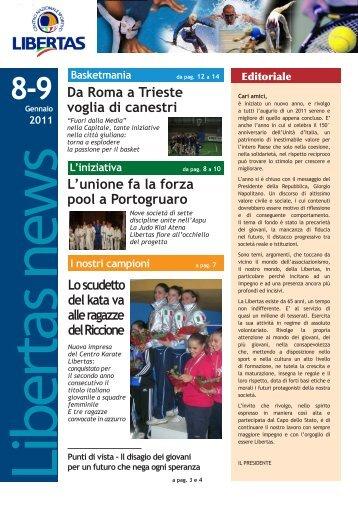 Gennaio 2011 - Libertas