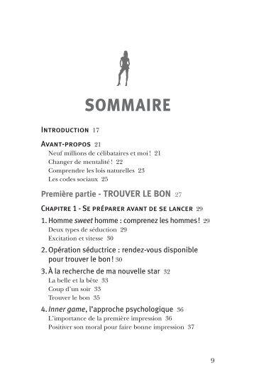 Sommaire et introduction - Vuibert
