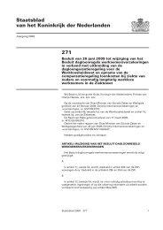 271 Staatsblad van het Koninkrijk der Nederlanden