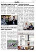 Pudasjarvilehti-38-2.. - Pudasjärvi-lehti ja VKK-Media Oy - Page 7