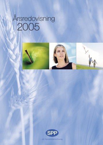 SPP årsredovisning 2005