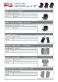 Spare Parts Car Seat Catalogue 2011 - Britax - Page 5