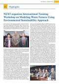 NUSTNEWS January-2013 - National University of Science and ... - Page 3
