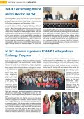NUSTNEWS January-2013 - National University of Science and ... - Page 6