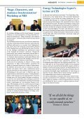 NUSTNEWS January-2013 - National University of Science and ... - Page 7