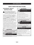 Installation & Operator's Manual - NoOutage.com, LLC - Page 3