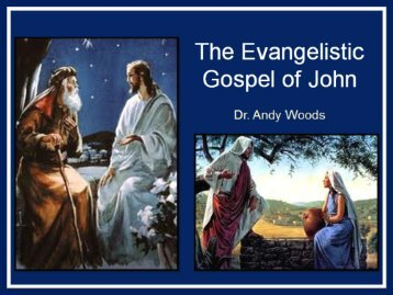 I. Pharisees' question (8:48) - Spirit & Truth.org