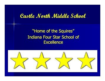 C tl N th Middl Sh l Castle North Middle School - Warrick County ...