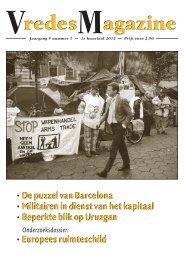 VredesMagazine redes agazine - VD Amok