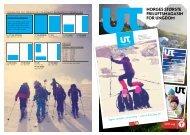 Norges største friluftsmagasiN for uNgdom - HS Media