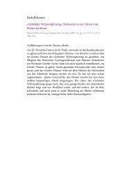 «Gebrüder Währenpfennig». Schwank in vier Akten von Benno ...