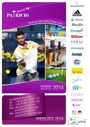 Download Preisliste 2014 - Patricio Travel