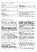 Gaskochfeld Gas hob Placa de cocción a gas Table de cuisson gaz ... - Page 3