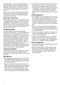 Gaskochfeld Gas hob Placa de cocción a gas Table de cuisson gaz ... - Page 4