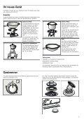 Gaskochfeld Gas hob Placa de cocción a gas Table de cuisson gaz ... - Page 5