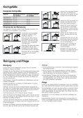 Gaskochfeld Gas hob Placa de cocción a gas Table de cuisson gaz ... - Page 7