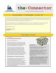 the Connector - The Institute of Internal Auditors - Page 2