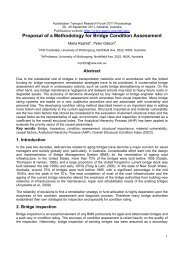 Proposal of a Methodology for Bridge Condition Assessment