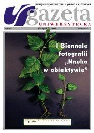 """I Biennale fotografii """"Nauka w obiektywie"""""""