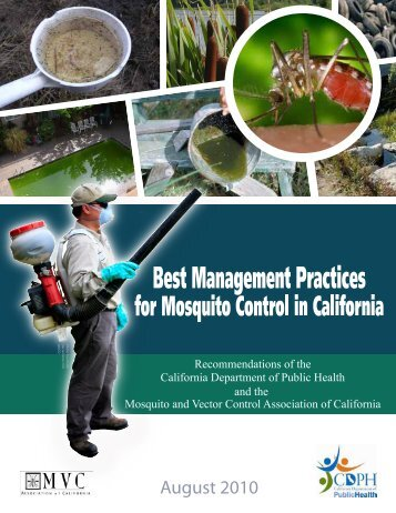Best Management Practices for Mosquito Control - Riverside County ...