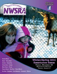 Northwest Special Recreation Association (NWSRA)