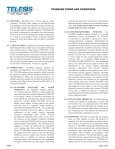 STANDARD TERMS AND CONDITIONS - Telesis Technologies, Inc. - Page 2