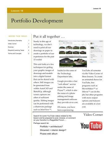 Portfolio Development - Technology