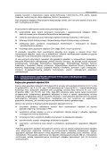 Projekt Planu Gospodarki Odpadami Województwa Małopolskiego - Page 5