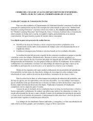 CIERRE DEL CICLO DE AVALÚO: DEPARTAMENTO DE ... - UPRM