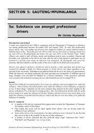 Section 5 complete - SA HealthInfo