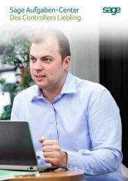 Sage Aufgaben-Center - DESK Software & Consulting GmbH
