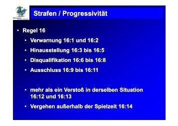 Vergehen - Westdeutscher Handball-Verband