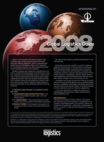 Global Logistics Guide - Inbound Logistics