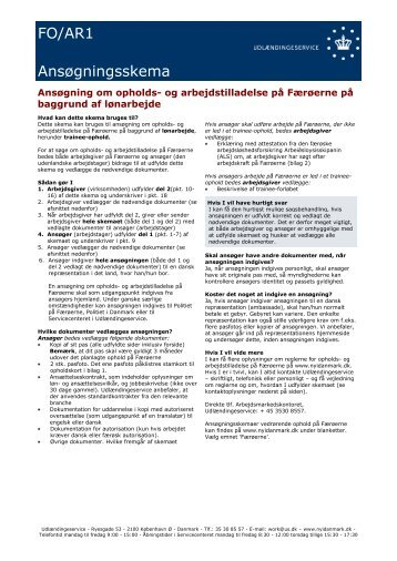Print selv (PDF) - Ny i Danmark