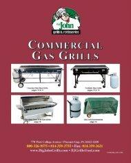 09Catalog-Charcoal_BJG Catalog 2009 - gas grills, charcoal grills ...