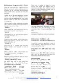 December 2008 - January 2009 Newsletter - Newtown ... - Page 7